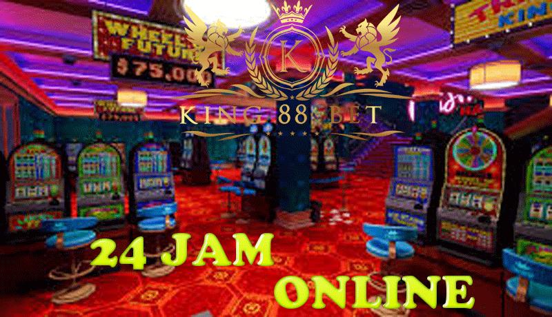 Slot Casino Online Terpercaya dengan keamanan terbaik